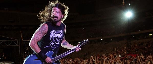 Vídeo: concierto de Foo Fighters en Barcelona