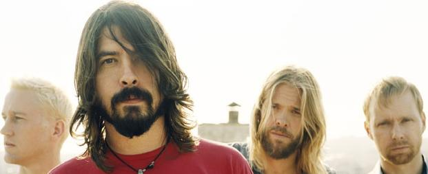 """Portada y nuevo single de Foo Fighters: """"Rope"""""""