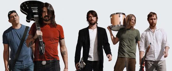"""Aquí está el vídeo de """"Something From Nothing"""" de Foo Fighters"""