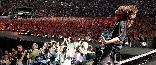 ¿Foo Fighters en Madrid el próximo 6 de julio?