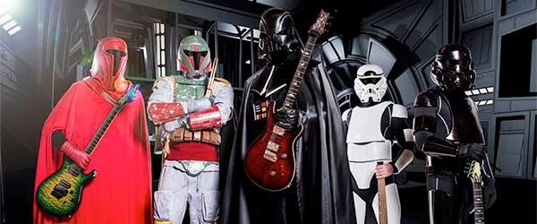 """Adelanto del """"Episode II"""" de Galactic Empire: 'Rey's Theme'"""