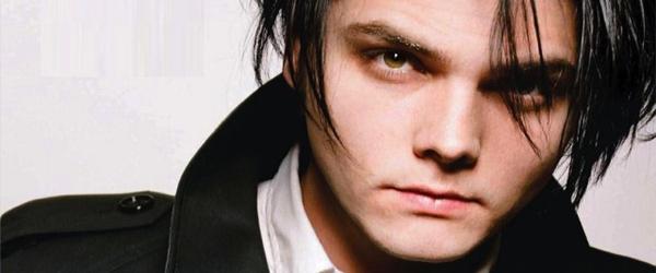 Gerard Way (MCR) ultima su debut en solitario