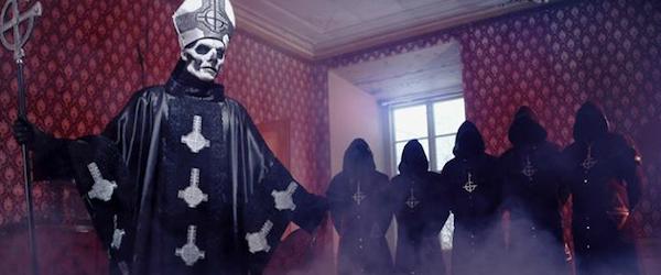 """Ghost muestran el tracklist y la portada de """"Meliora"""""""