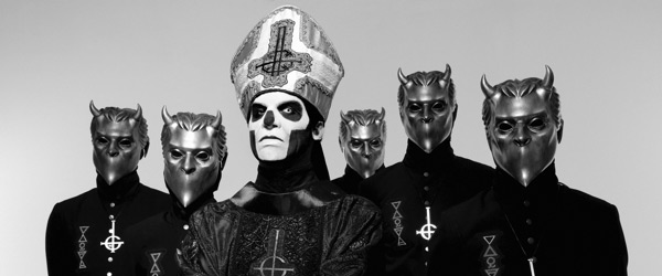 Gira española de Ghost en noviembre