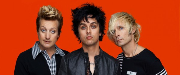 Green Day al Rock And Roll Hall Of Fame