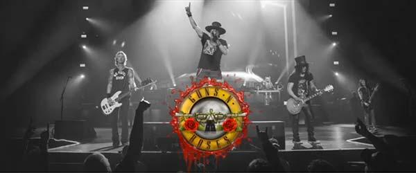 Nueva fecha para la visita de Guns N' Roses a Sevilla