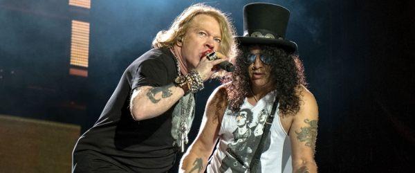 Guns N' Roses también en Barcelona