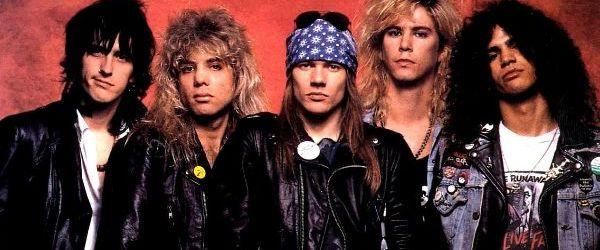 """La """"reunión"""" de Guns N' Roses a punto"""