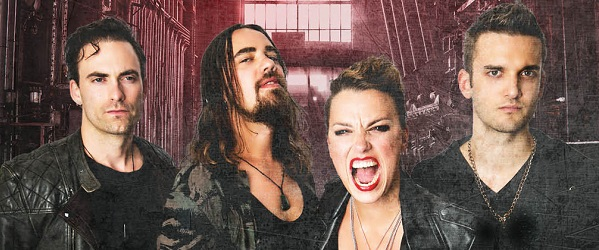 Adelanto de Halestorm: 'Do Not Disturb'