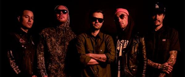 Vídeo de Hollywood Undead con Jacoby Shaddix y Spencer Charnas