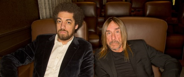 Escucha 'Gold', la colaboración entre Iggy Pop y Danger Mouse