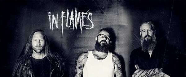 In Flames adelanta dos temas de su nuevo álbum