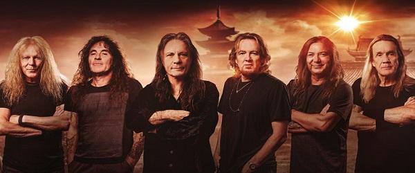 """Iron Maiden lanzan el vídeo animado para """"Stratego"""""""