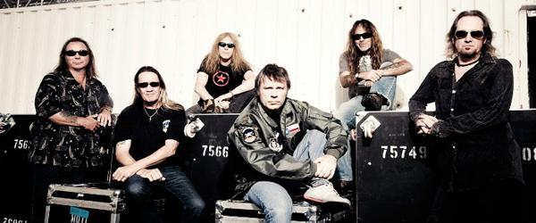 Iron Maiden actuarán en Madrid el 14 de julio
