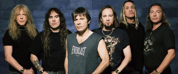 Iron Maiden vuelven en mayo
