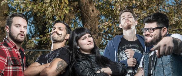 Iwrestledabearonce adelantan un tema de su nuevo disco