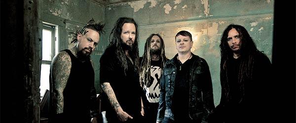 Gira española de Korn en marzo
