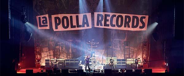 Crónica de La Polla Records y El Drogas en Barakaldo