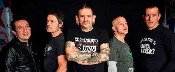 La Polla Records cancelan en Chile debido a la invasión del público