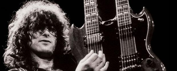 LP de inéditos de Jimmy Page
