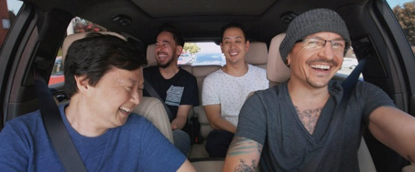 Vídeo: Linkin Park Carpool Karaoke