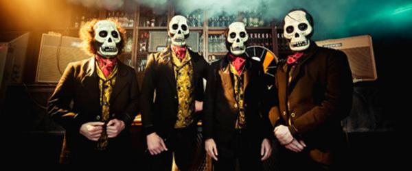 Los Tiki Phantoms anuncian nuevo disco