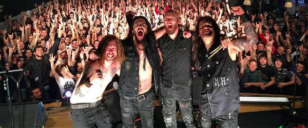 Crónica de Machine Head y Darkest Hour en Villava