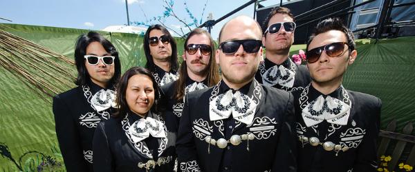 Mariachi El Bronx anuncian nuevo álbum