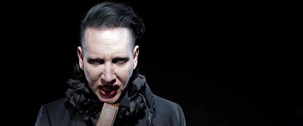 Marilyn Manson ficha a Johnny Depp para el vídeo de 'SAY10'