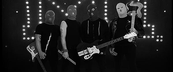 Masked Intruder lanzan el vídeo de 'Crime Spree'