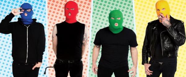 "Vídeo de Masked Intruder para ""Weirdo"""