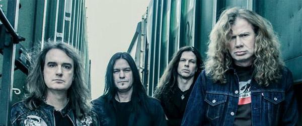 "Nuevo single de Megadeth: ""Super Collider"""