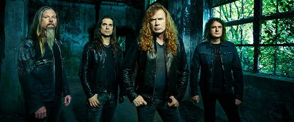 Nuevo vídeo de Megadeth: 'Lying In State'