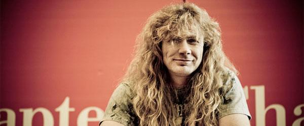 Nuevo trabajo de Megadeth en noviembre