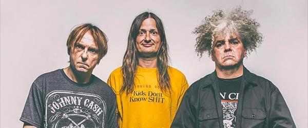 Melvins adelanta un tema de su nuevo álbum doble