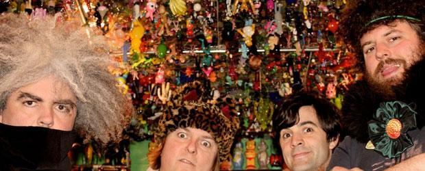 """Melvins estrenan un tema nuevo, """"Sesame Street Meat"""""""