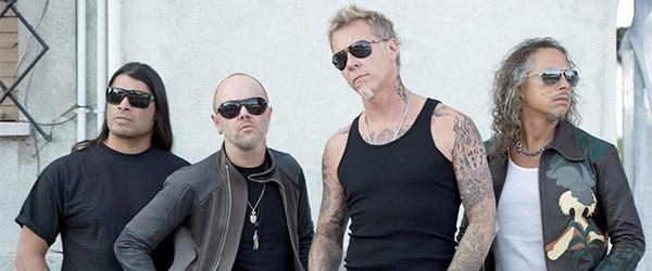 Concierto íntegro de Metallica para el Record Store Day