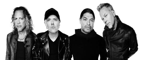 Metallica actuarán en España en febrero de 2018