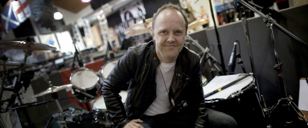 Metallica, ¿al estudio en abril?
