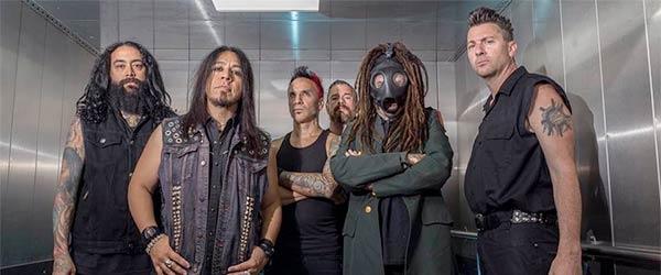 Ministry anuncian nuevo disco con el vídeo de 'Antifa'