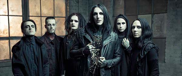 Motionless In White lanzan el vídeo de 'Necessary Evil'