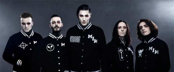 "Nuevo vídeo de Motionless In White: ""Brand New Numb"""