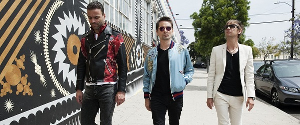 Nuevo single de Muse: 'Something Human'