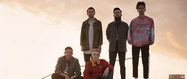 Neck Deep lanzan el vídeo de 'Parachute'