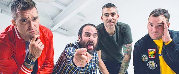 Nuevo tema de New Found Glory: '20 Years From Now'