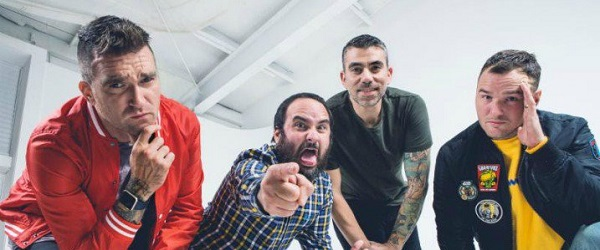 New Found Glory regresan con nuevo vídeo