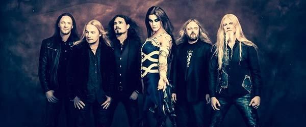 Fecha única de Nightwish en septiembre