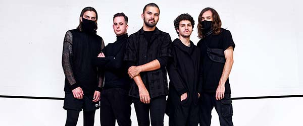 "Northlane lanzan el vídeo para ""Eclipse"""