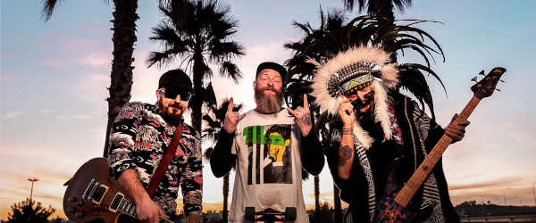 Nuevo álbum de O'funk'illo en febrero