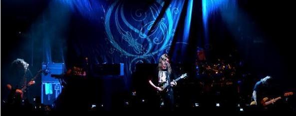Opeth y Pain Of Salvation nos visitan en Noviembre
